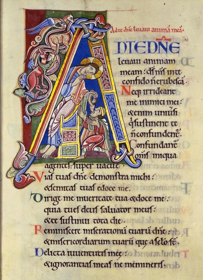 The Psalms andMercy